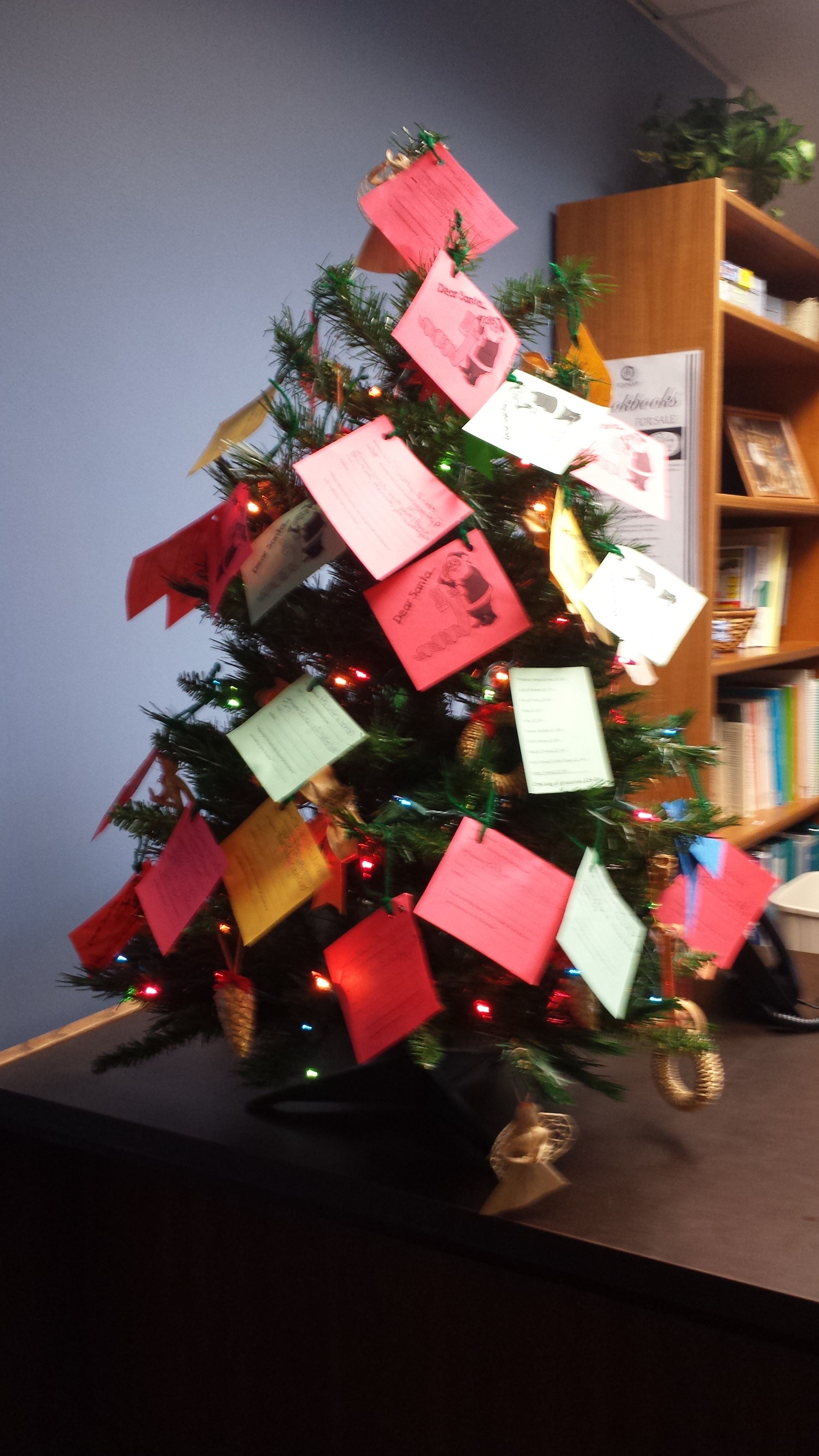 2014 Christmas Tree Wishes for CPP